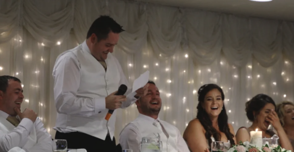Funny Best Man Speech.Wedding Videographer Mayo-Sligo