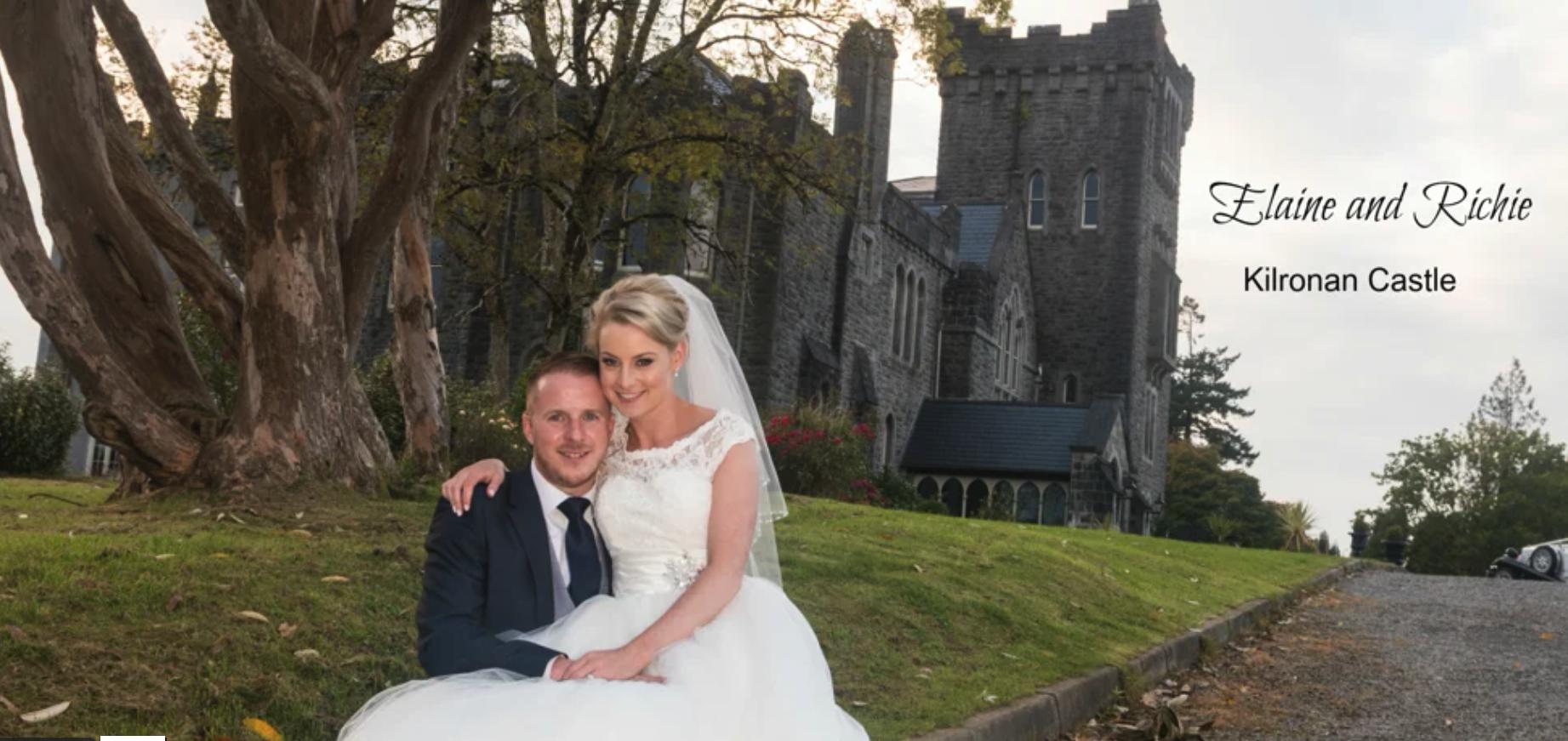 Wedding Videographer Kilronan Castle