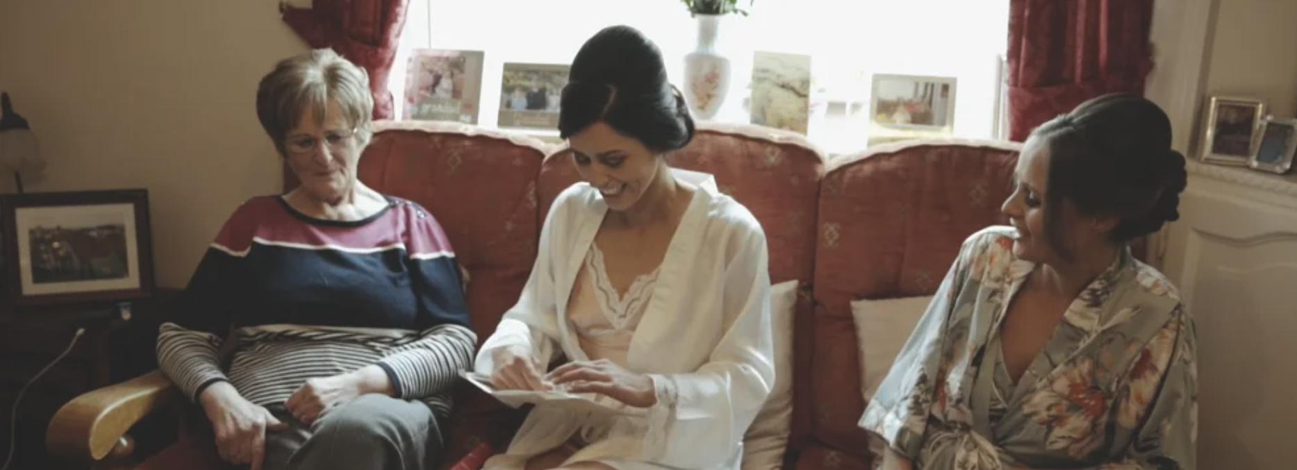Olivia & Daniel's wedding video in Mayo & Sligo