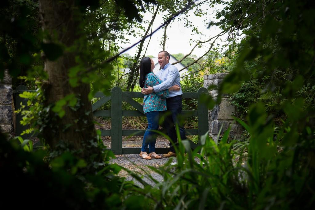 Stephanie & Shane's pre wedding shoot- Hollywell Sligo