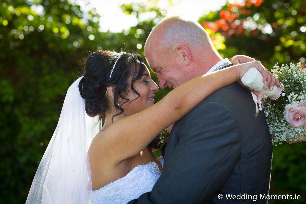 Real Wedding-Castle Dargan Sligo-Naomi & Gerard