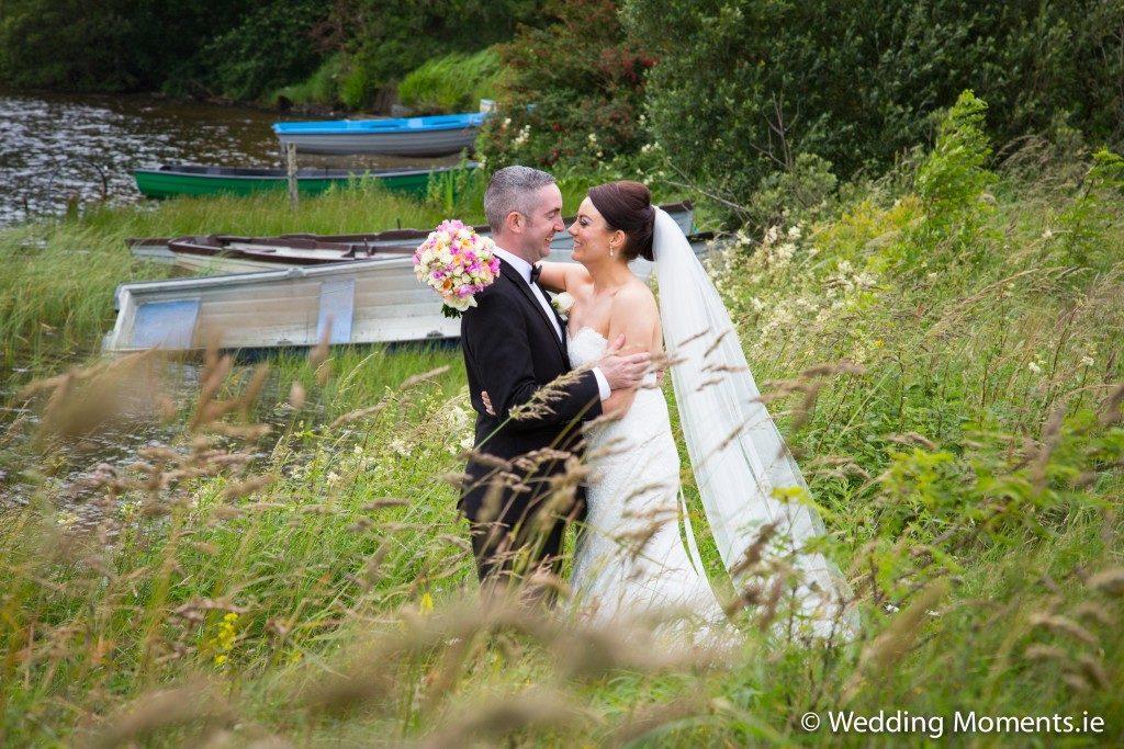 Wedding Photography Sligo-Thomas and Sandra. Diamond Coast