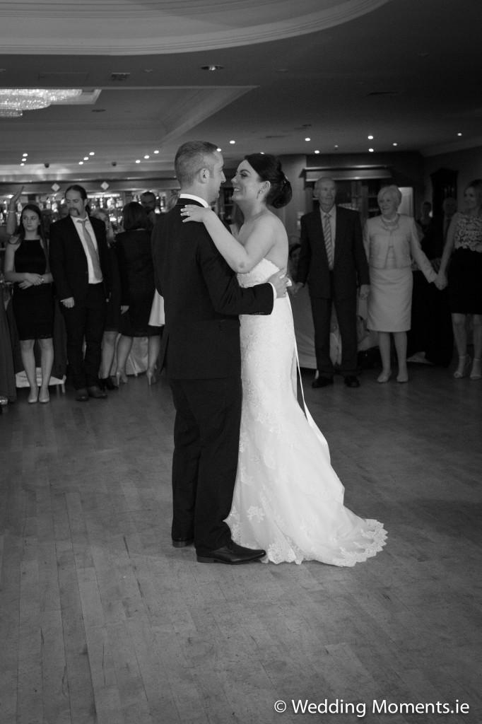 first dance of a sligo wedding