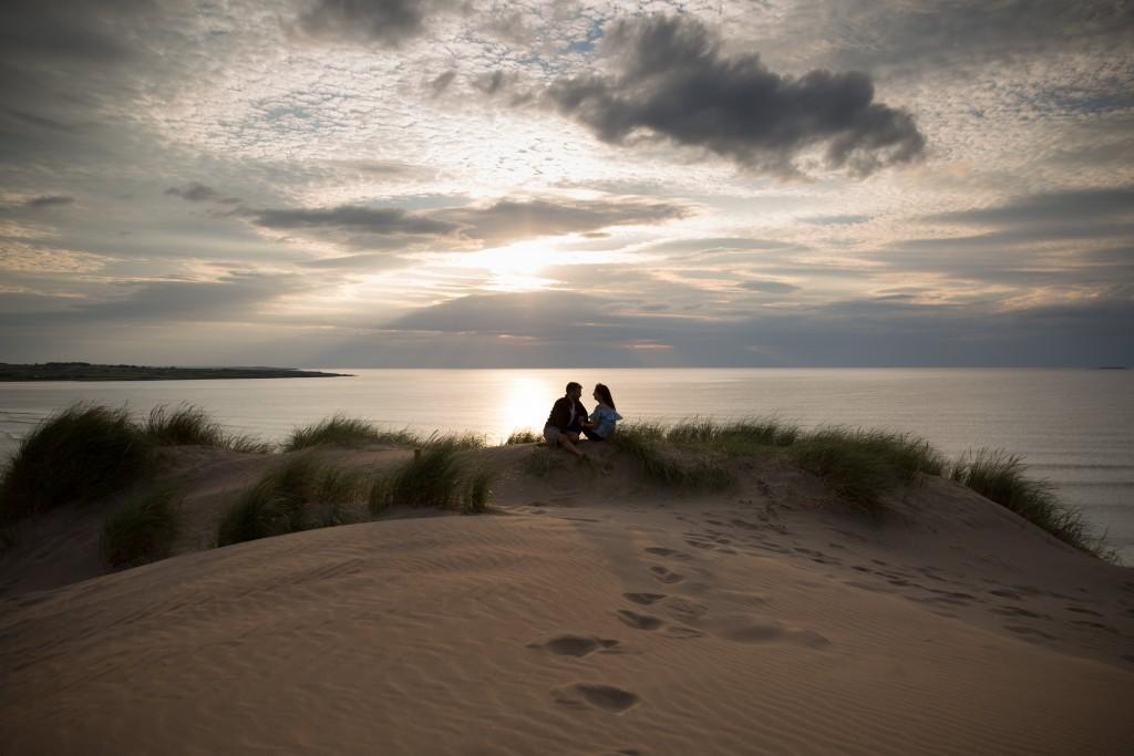 Aisling & Lee-Pre Wedding Shoot-Strandhill Sligo