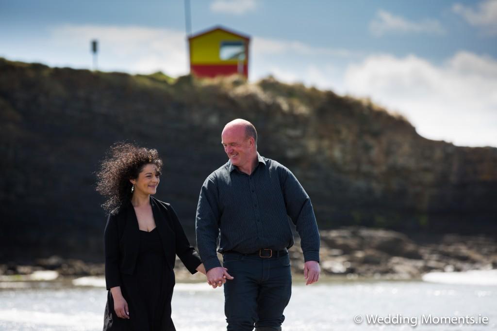 Naomi and Gerard Pre Wedding Shoot Rosses Pt Sligo