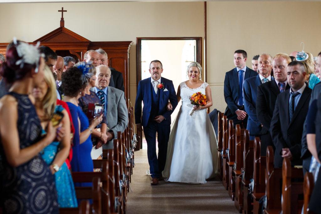Wedding Videographer Roscommon-Kilronan castle