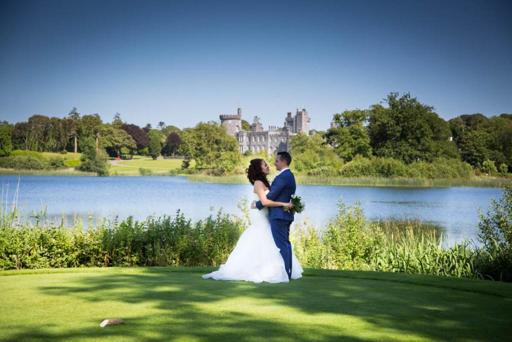 Wedding Videographer Dromoland Castle