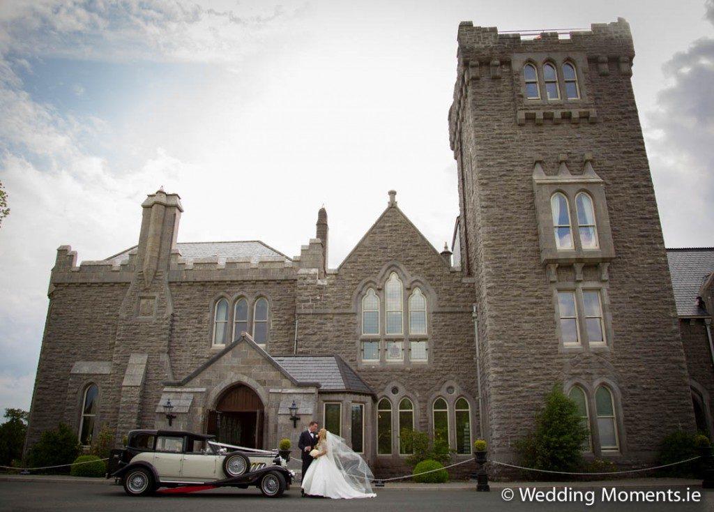 Kilronan Castle wedding in Roscommon-Laura & Darren